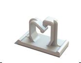 Abraçadeira de montagem adesiva tipo 2